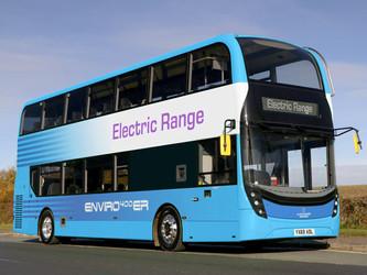 ADL : l'Enviro400ER certifié en Grande Bretagne