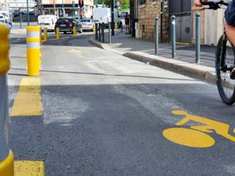 Vélo et piétons : Rennes renforce ses aménagements transitoires