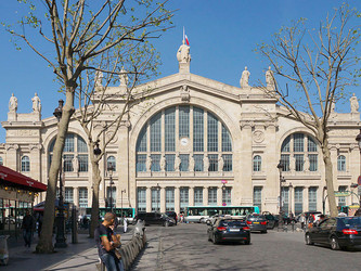 Paris-Nord, Strasbourg et Paris-Est, les gares préférées des Français