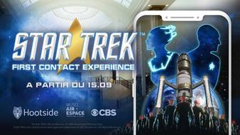 Star Trek au Musée de l'Air et de l'Espace