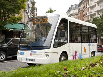 Paris : BE Green-Autocars Dominique renouvelés sur la Traverse Brancion-Commerce