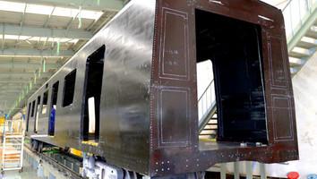 Un métro en fibre de carbone