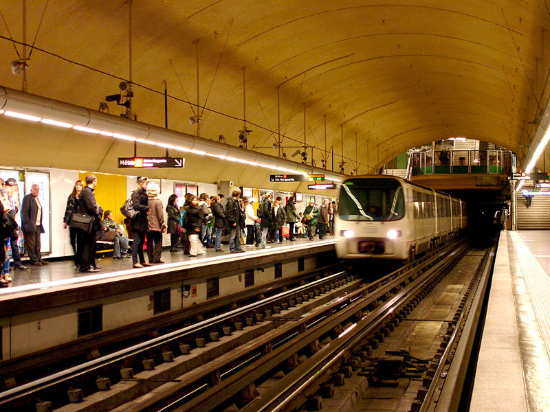 MAEVI, CAF France-Thales pour le métro marseillais