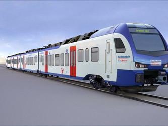 Le Nord West Bahn et Transdev reprennent des Flirt de Stadler