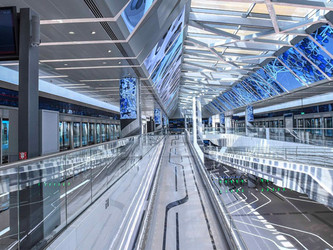 Le métro de Dubaï entre en service commercial