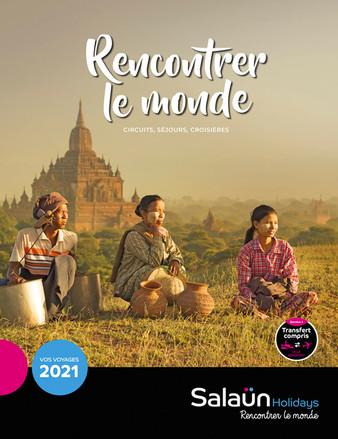 La brochure 2021 de Salaün Holidays est en ligne