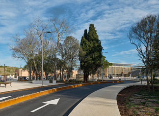 Nîmes Pont-du-Gard, première gare «verte»