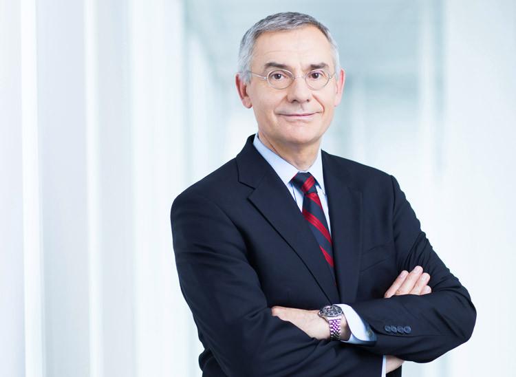Thierry Mallet, président de l'UTP et de Transdev. (© Transdev)