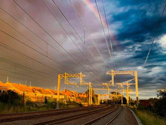 SPL Powerlines UK électrifie la ligne de Londres à Corby