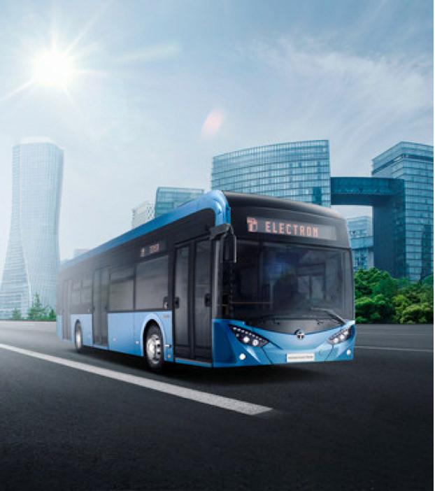 bus Temsa Avenue Electron