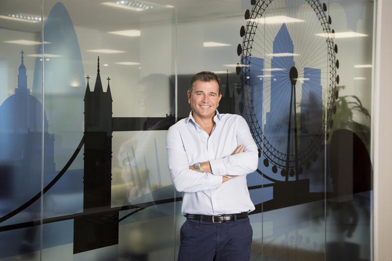 Paul Maine, directeur général de Tour Partner Group, maison-mère de Hotels & More.