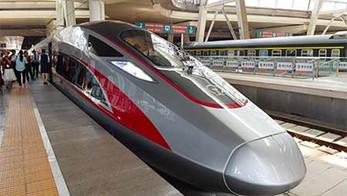 Un TGV chinois plus longs et automatisés