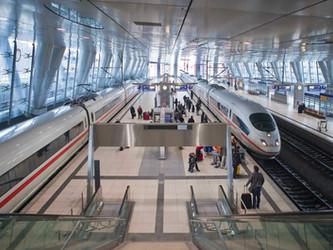 Deutsche Bahn et Lufthansa renforcent la desserte de l'aéroport de Francfort