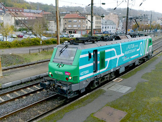 Un train semi-autonome sur les rails du futur
