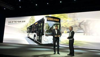 Le Citaro hybride, Bus of the Year 2019