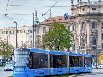 Des Avenio Siemens en version XXL pour Munich