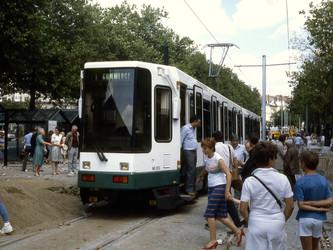 Quarante ans de tramways en France