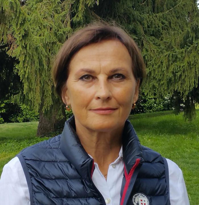 Claudie Blanc-Eberhart, directrice générale de Savoie-Mont-Blanc-Tourisme.