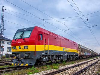 Les locomotives chinoises de Macédoine…  financées par l'Europe !