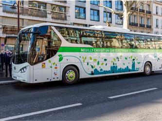 Neuilly-sur-Seine choisit BYD pour son premier car électrique