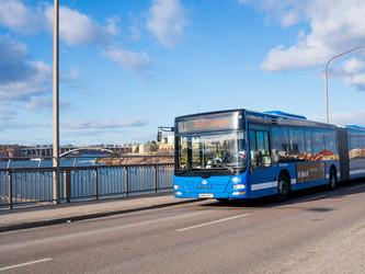 Suède : Keolis gèrera à Uppsala des bus au biogaz et biodiesel