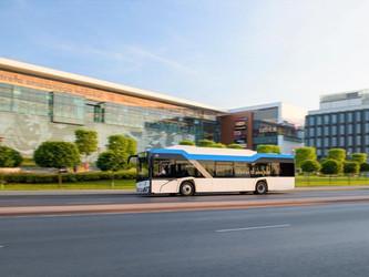Solaris, un bus électrique en Pologne