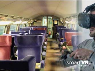 SmartVR studio et la SNCF révolutionnent la formation