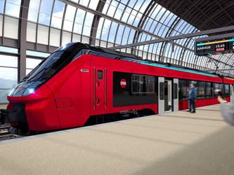 Commande danoise exceptionnelle pour Alstom
