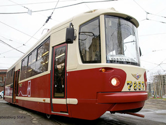Un tramway à hydrogène pour Saint-Pétersbourg