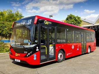 Alexander Dennis Ltd. récompensé par Transport for London