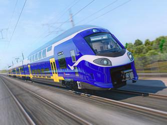 Alstom fournira des trains à deux étages en Basse-Saxe