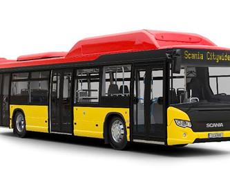 Des Scania Citywide GNV pour Mulhouse