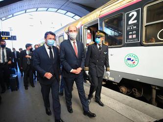 C'est reparti pour un nouveau train de nuit Paris-Nice