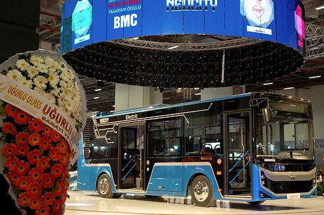Busworld Turkey 2018