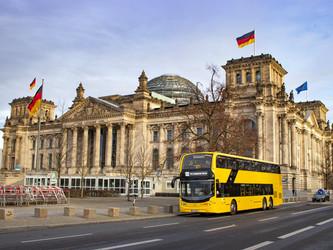 Alexander Dennis à la conquête de Berlin