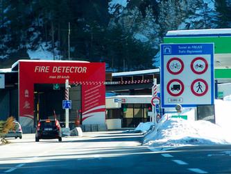 Le transfert du trafic routier du Mont-Blanc vers le Fréjus inquiète
