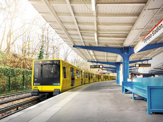 Stadler confirmé pour la méga-commande du métro berlinois