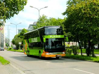 Flixbus franchit le cap des 10 millions en 2019