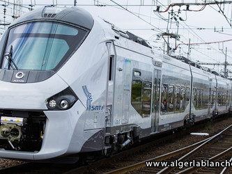 Algérie : les nouveaux Coradia en ligne sur Alger-Oran