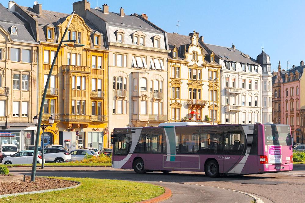 bus Thionville