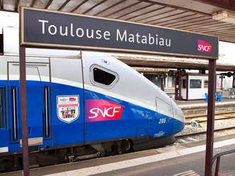LGV Bordeaux-Toulouse financée, travaux lancés en 2024