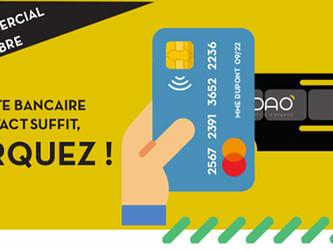 Tadao se lance dans l'open-payment