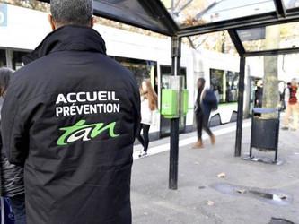 Nantes : une police des transports en commun