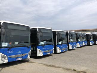 Iveco Bus livre 145 Crossway Low Entry Line à Arriva