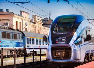 Des trains directs Varsovie-Vilnius en l'attente de Rail Baltica