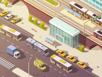 Une grille TDIE pour décrypter les enjeux transports des Municipales