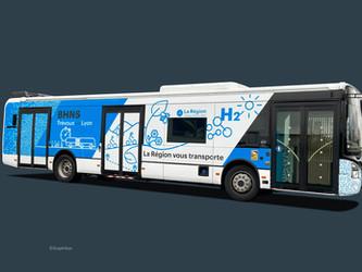 Un bus d'information pour les Transports de l'Ain