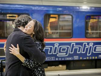 Retour des trains de nuit aux Pays-Bas en 2020