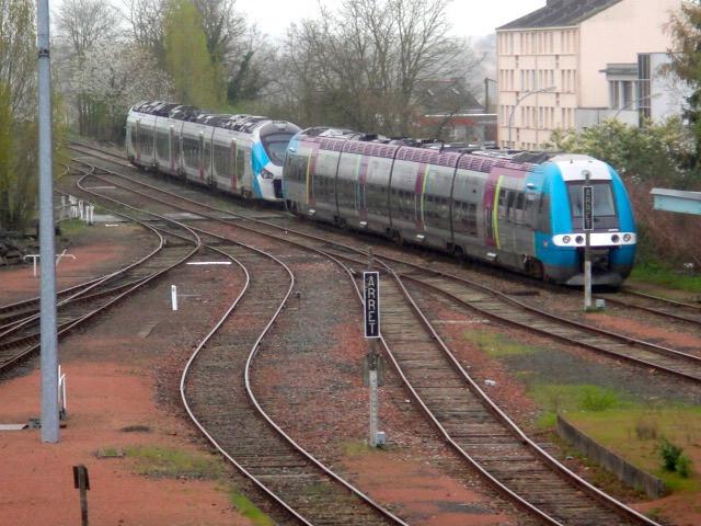 ligne Clisson-Cholet