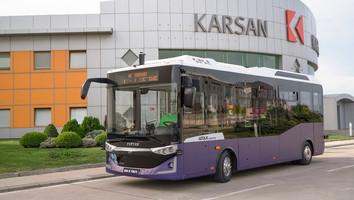 Karsan développe un bus autonome de niveau 4